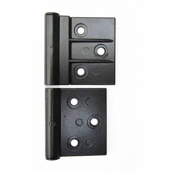 Two Leaf Aluminium Door Hinge - Nu Look NWD1405