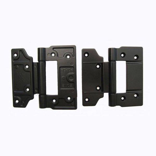 Nu Look Flat Frame Hinge - Aluminium Door (NWD1406PC)