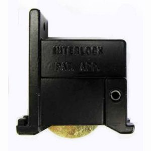 Interlock Carriage & Wheel - 50kg